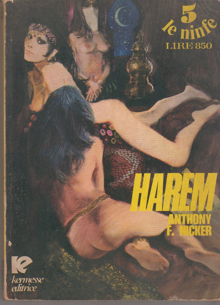 Anthony F. Nicker: Harem