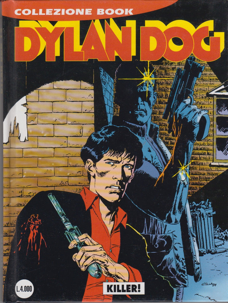 Killer! Dylan Dog 12