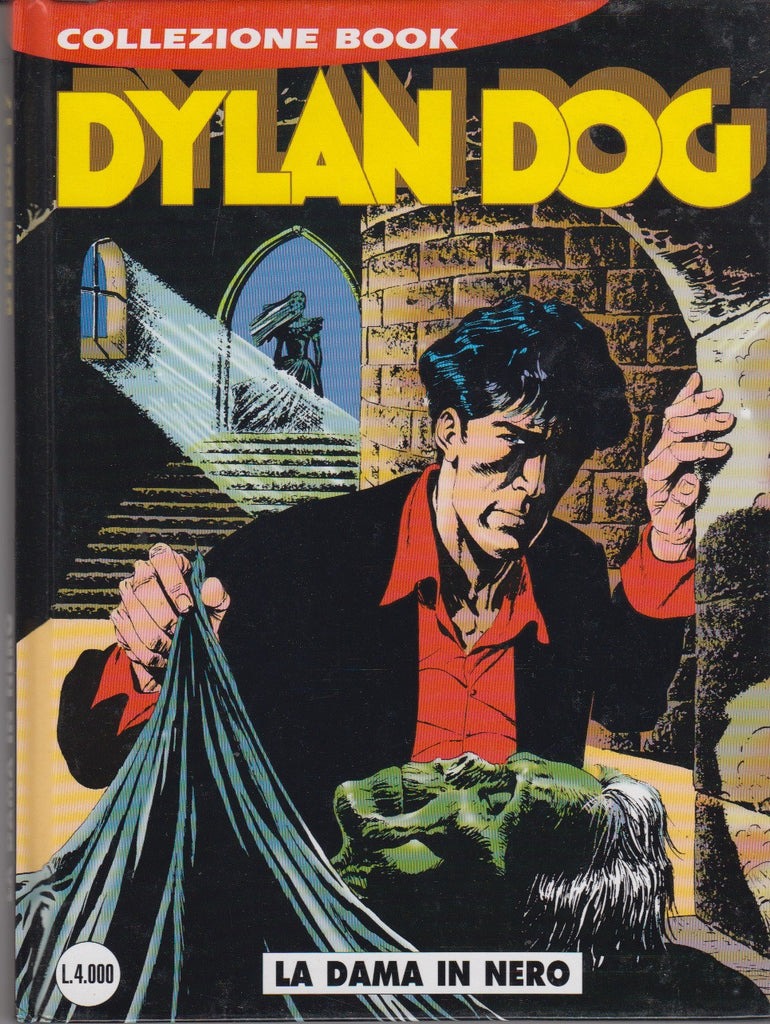 La dama in nero. Dylan Dog 17