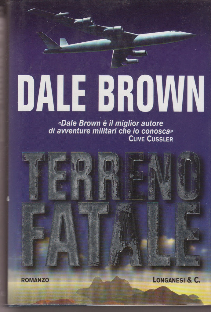 Brown, Dale: Terreno fatale