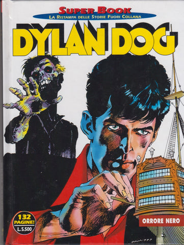 Orrore nero. Dylan Dog 5