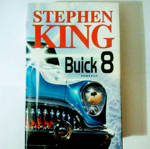 Stephen King: Buick 8