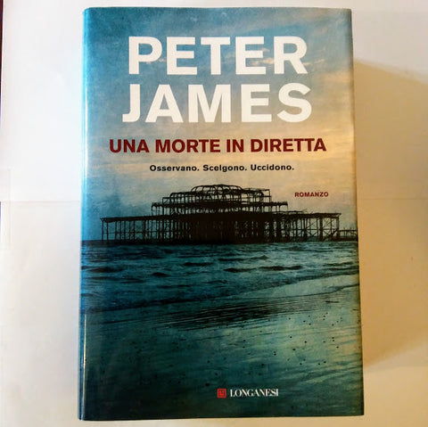 Peter James: Una morte in diretta