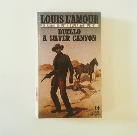Louis L'amour: Duello a Silver Canyon