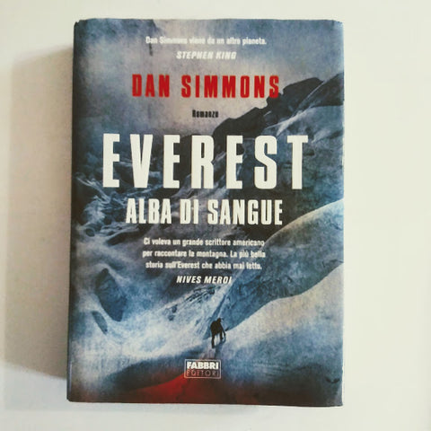 Dan Simmons: Everest, alba di sangue