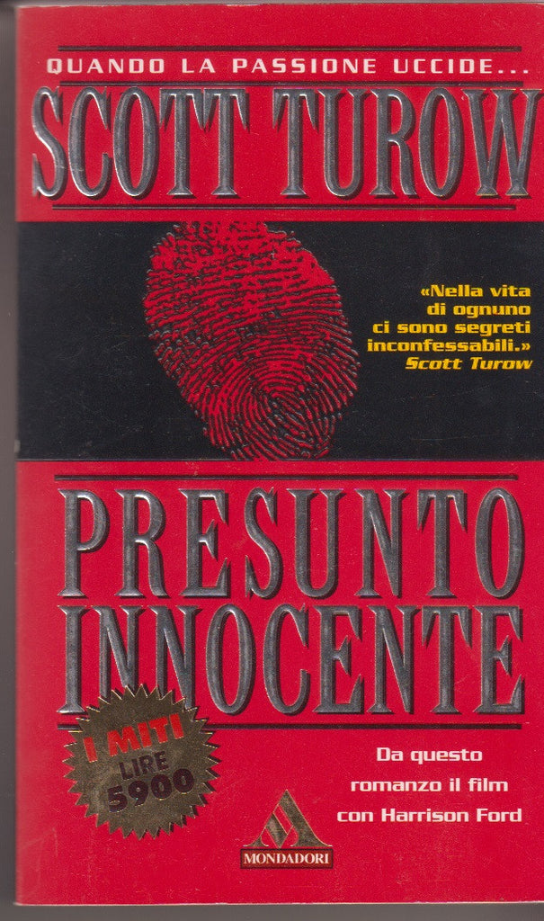 Scott Turow: Presunto innocente