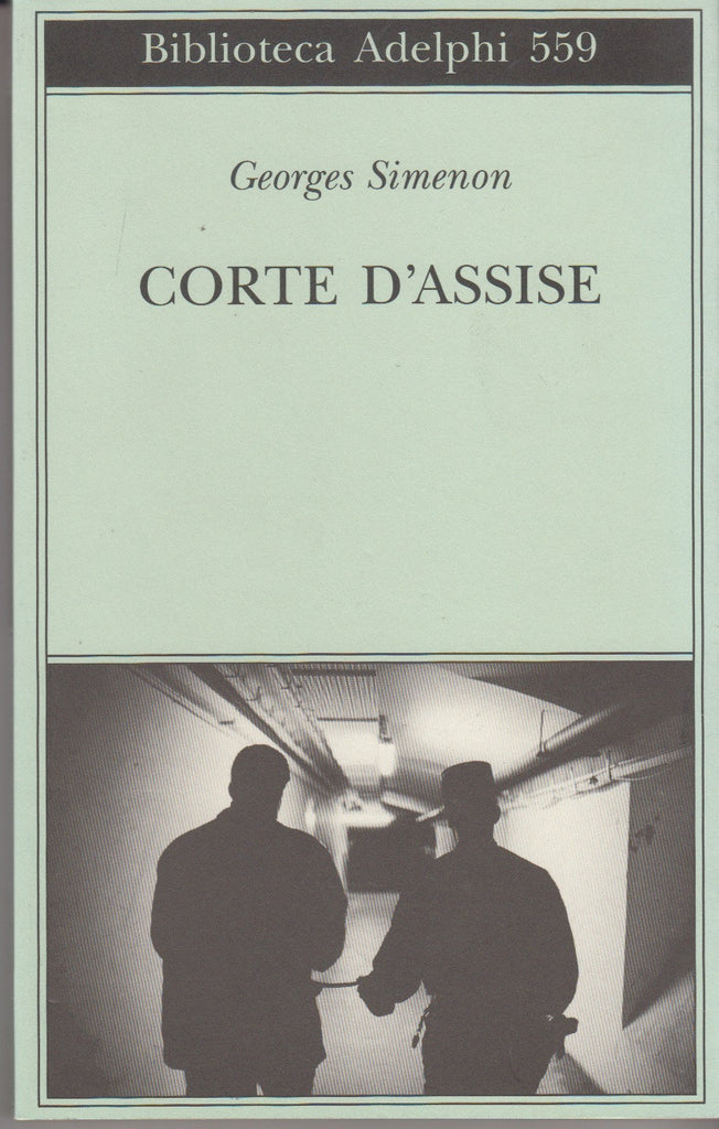 Georges Simenon: Corte d'Assise