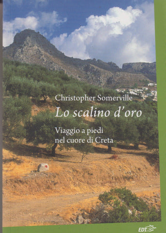 Christopher Somerville: Lo scalino d'oro