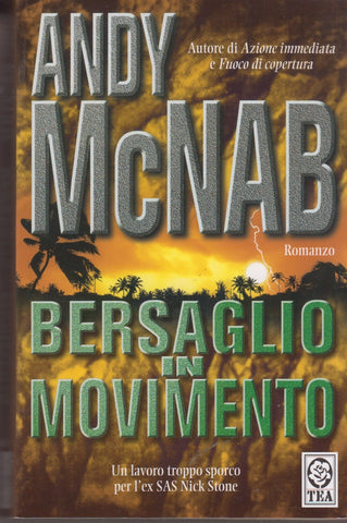 Andy McNab: Bersaglio in movimento