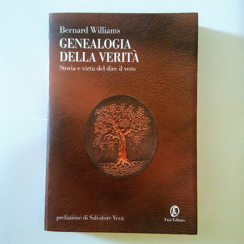 Bernard Williams: Genealogia della verità