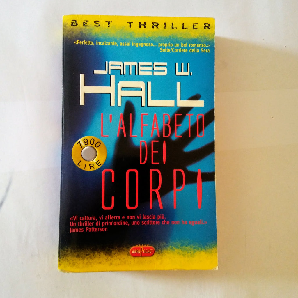James W. Hall: L'alfabeto dei corpi