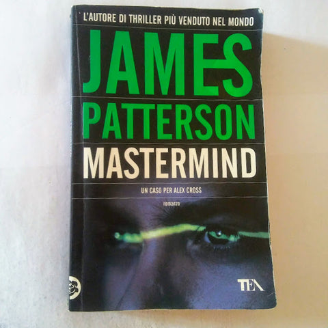 James Patterson : Mastermind
