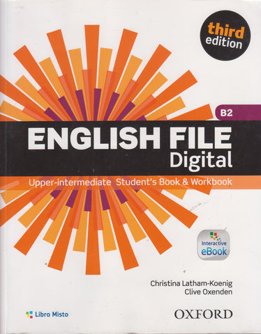 Clive Oxenden, Mike Boyle Christina Lathan- Koening: English file