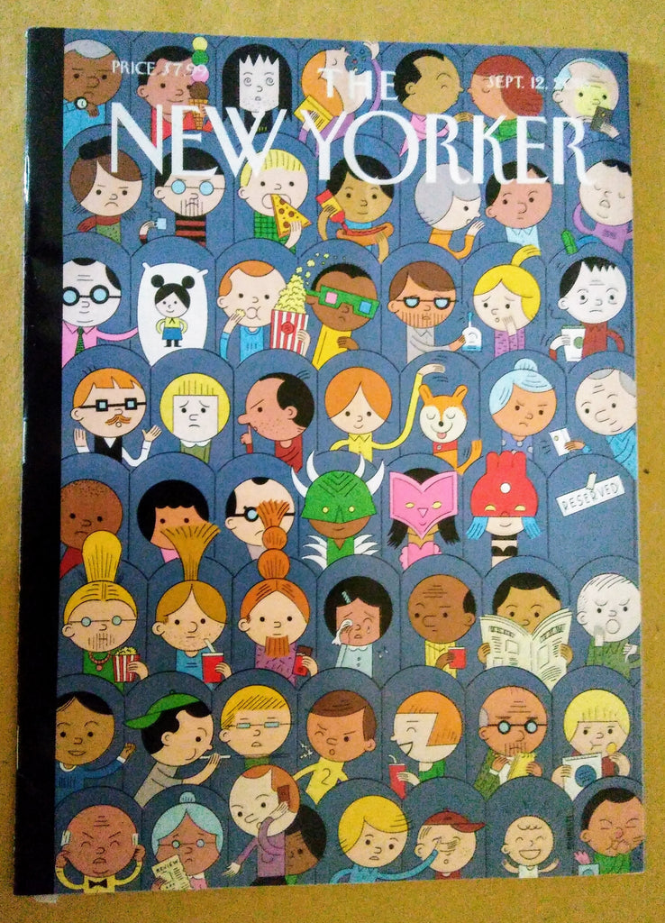 The New Yorker - Sept. 12, 2016