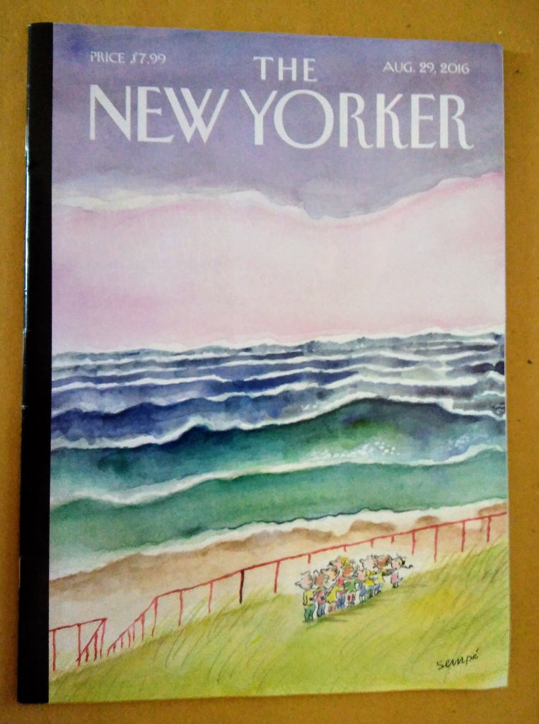 The New Yorker - Aug. 29, 2016
