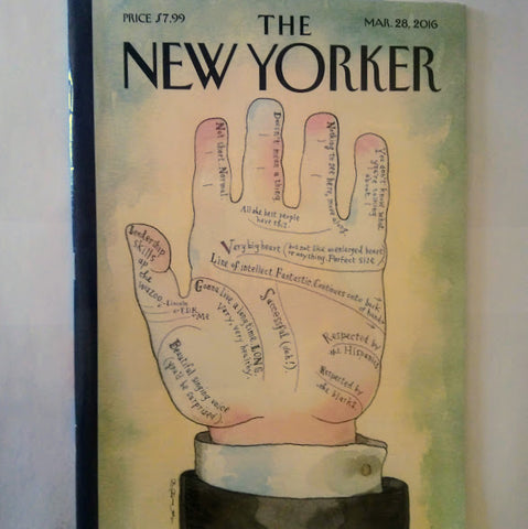 The New Yorker - Mar. 28, 2016
