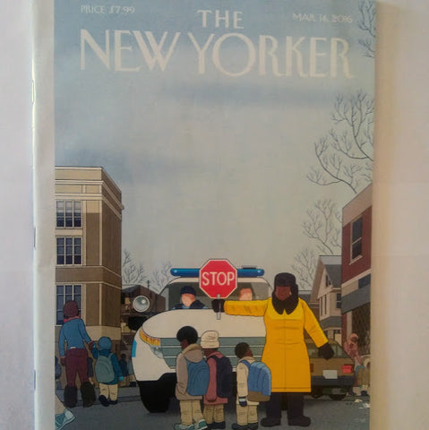 The New Yorker - Mar. 14, 2016