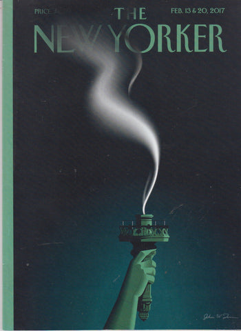 The New Yorker - Feb 13 & 20, 2017