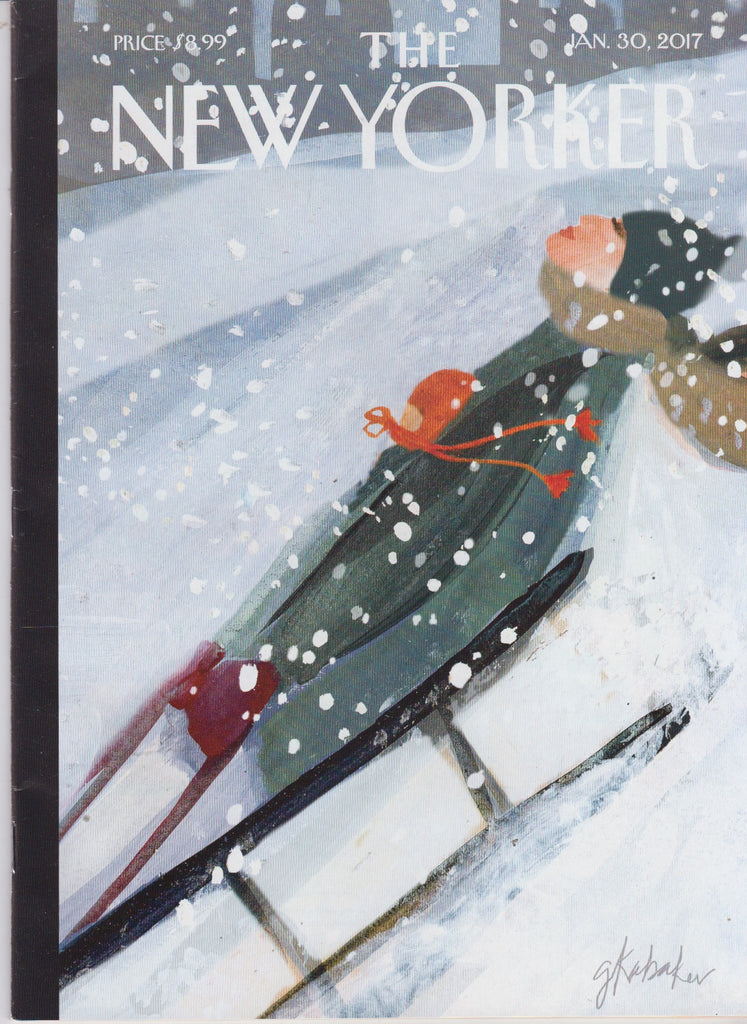 The New Yorker - Jan 30, 2017