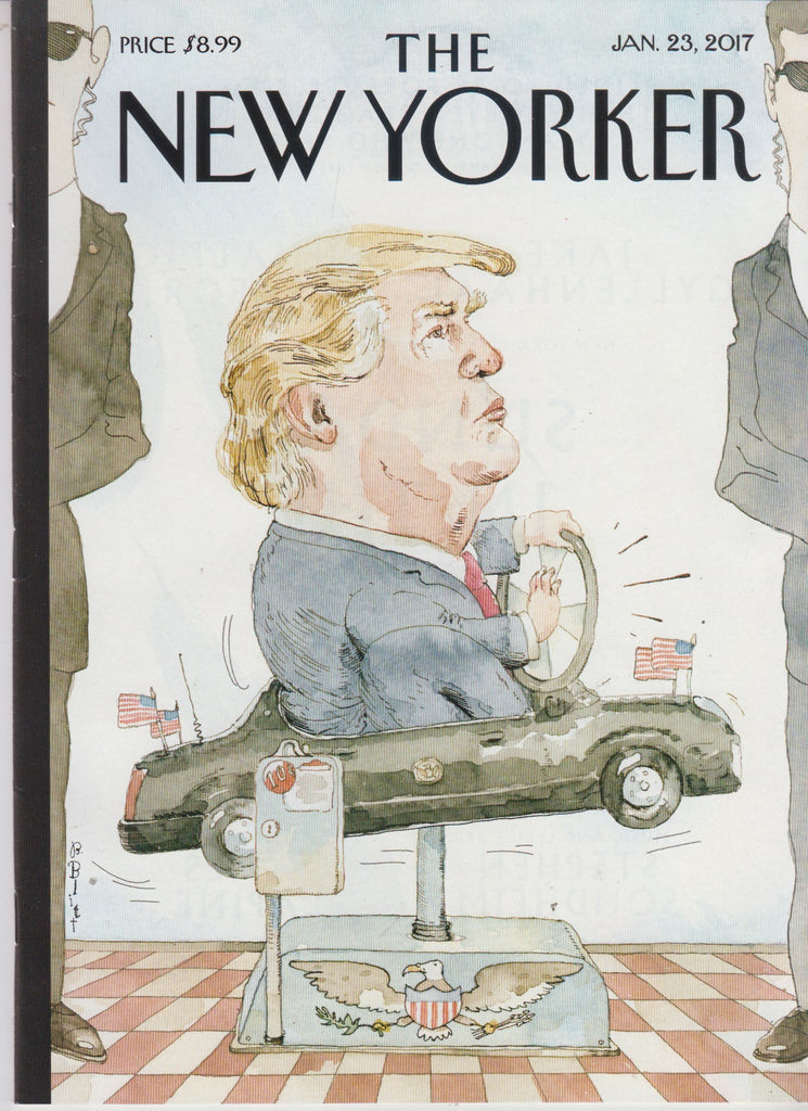 The New Yorker - Jan 23, 2017