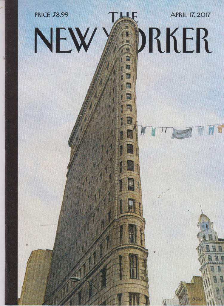 The New Yorker - April 17, 2017