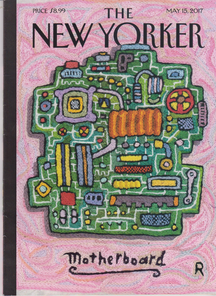 The New Yorker - May 15, 2017 - The Innovators Issue