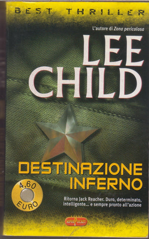 Lee Child: Destinazione inferno