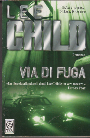 Lee Child: Via di fuga