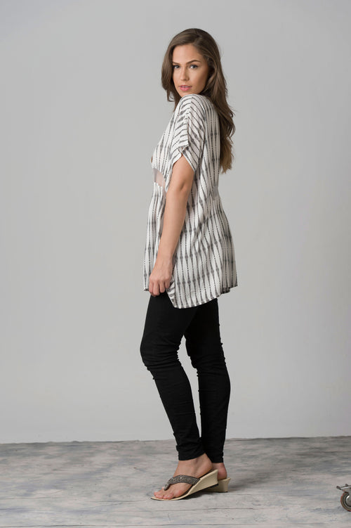 Zebria Loose Blouse