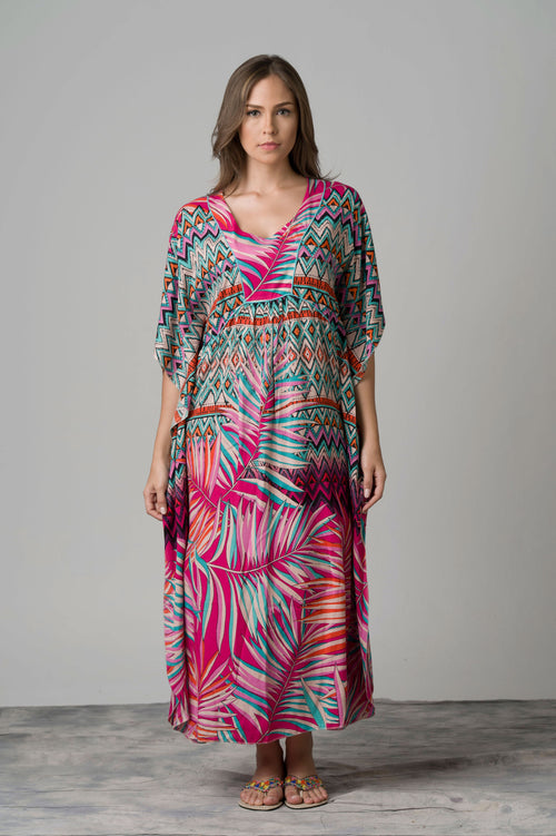 Colorado Long Colourful Tunic