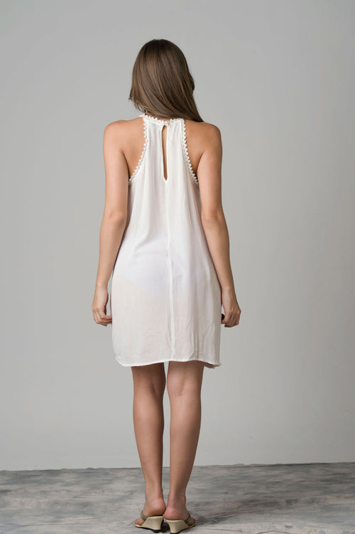 Candelaria Short Beach Dress