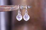 Kalifi Stone Drop Earrings