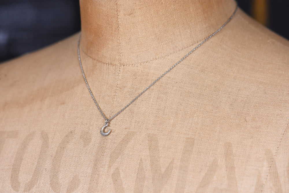 Luna Diamond Pendant