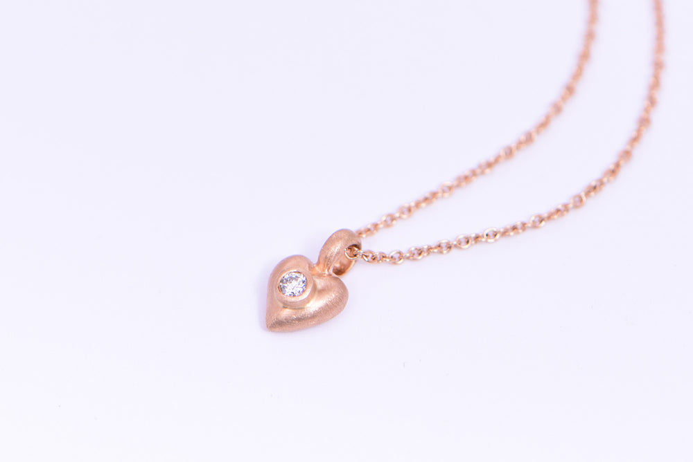 Teeny Heart Pendant