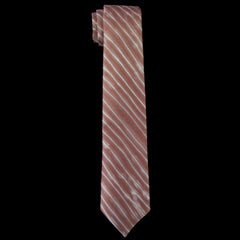 Brown & Rust Neck Ties