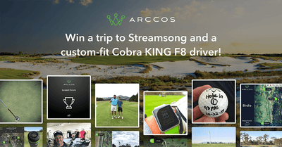 Win a Trip to Streamsong Resort and a Custom-Fit Cobra F8 Driver