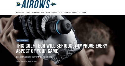 Airows: 'Tech will seriously improve every aspect of your game'