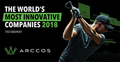 Fast Company Honors Arccos as One of the World's Most Innovative Companies 2018