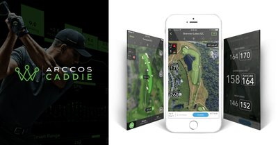 "Arccos Expands Golf's First Artificial Intelligence Platform, Premieres Real-Time ""Plays Like"" Distance Calculations, Other Features"