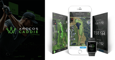 Arccos Caddie Permitted Under The Rules of Golf