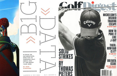 The 6 Best Quotes From Golf Digest's Story on Big Data, Arccos Caddie and the Future of Golf