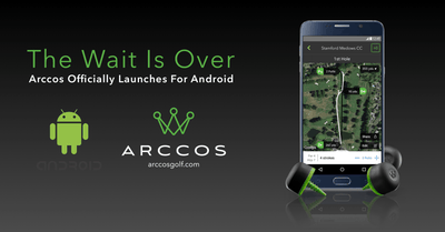 Arccos Officially Launches For Android