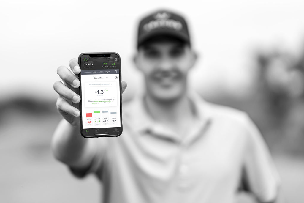 Introducing Arccos Caddie Strokes Gained Analytics