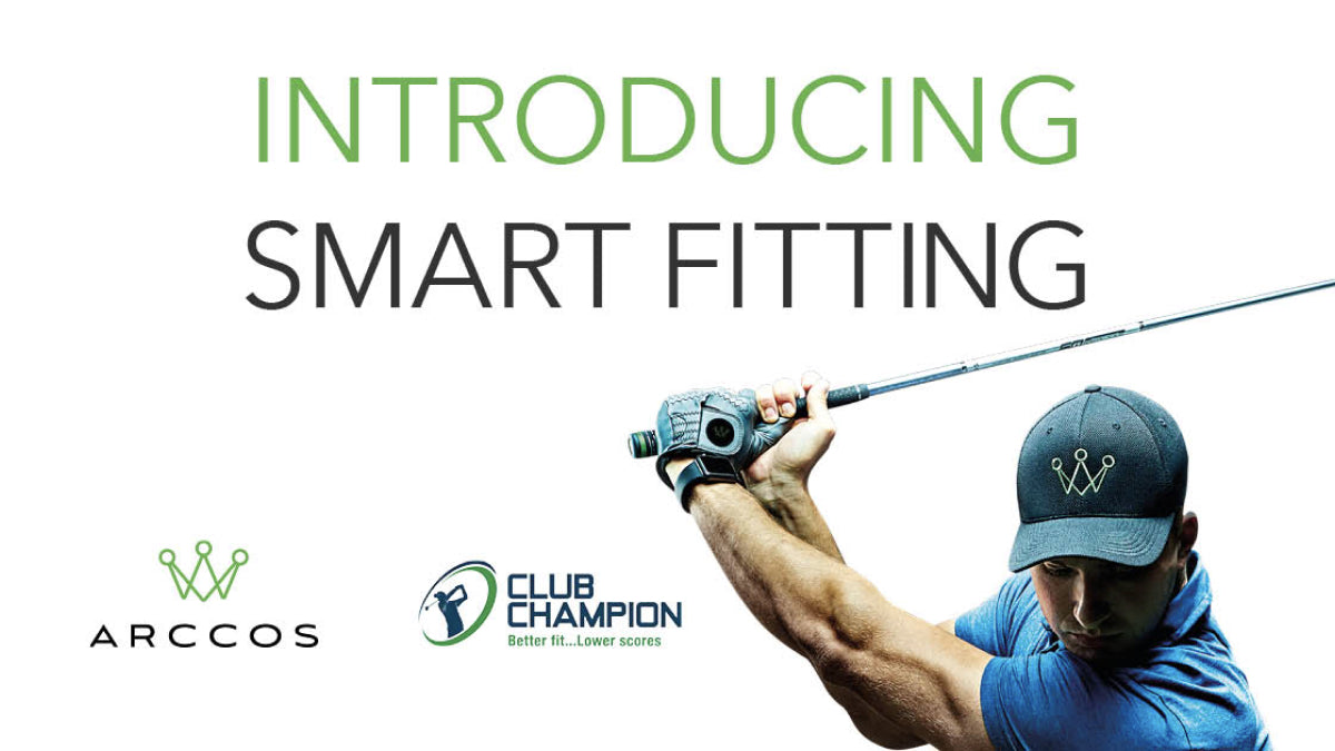 Arccos & Club Champion partner to pioneer 'Smart Fitting'