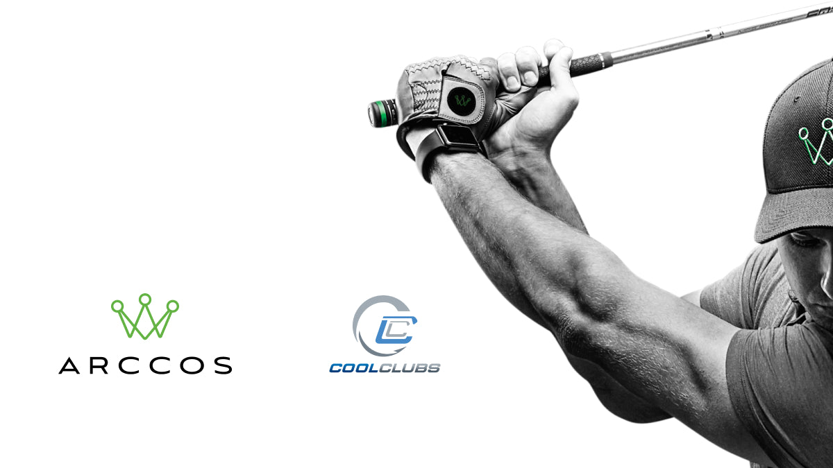 Cool Clubs smart fitting partnership with Arccos
