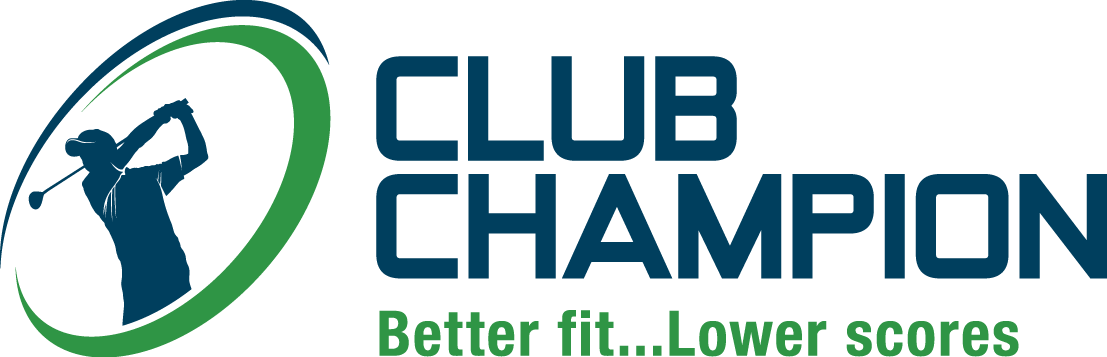 Club Champion Logo - Arccos Golf Partner