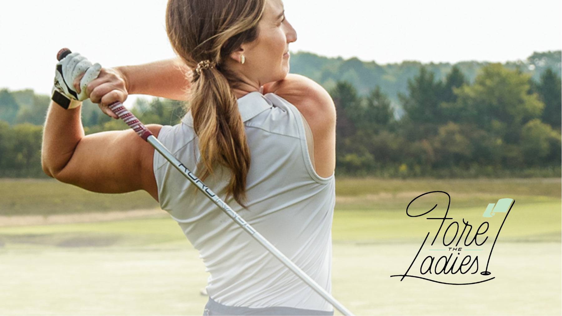 Fore The Ladies - Abby Liebenthal