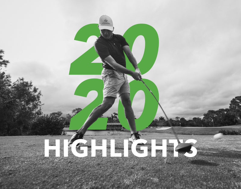 2020 Arccos Highlights Golf Stats