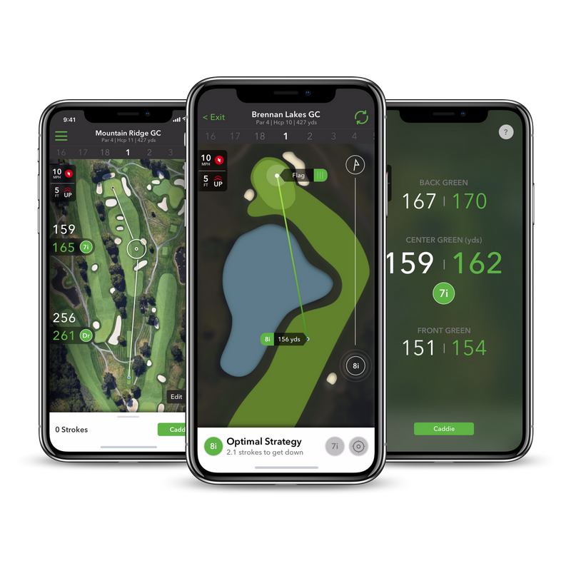 The World's Smartest Caddie