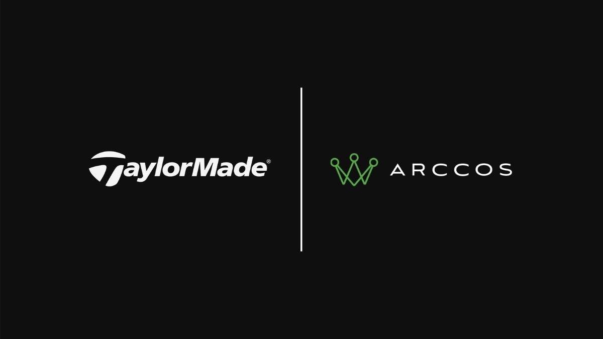TaylorMade Arccos Partnership Announcement